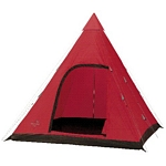 Outwell Easy Camp Tipi Tent (Chilli Pepper) (Outwell 027733)
