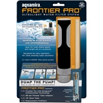 Aquamira Frontier Pro Portable Water Filter (Black) (Aquamira 42105)