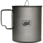 Esbit Titanium Pot (750 ml) (Esbit PT750-TI)