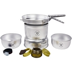 Trangia 27 Series Ultralight Aluminium Cookset with Spirit Burner (Trangia 27-1)