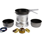 Trangia 27 Series Ultralight Aluminium Non Stick Cookset with Spirit Burner (Trangia 27-5)