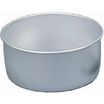 Trangia Ultralight Aluminium Inner Saucepan for 27 Series Cookers (1 litre) (Trangia K11)