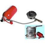 Trangia Multi Fuel Burner inc bottle and pump (Trangia TMFB)