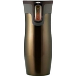 Contigo Stainless Steel Travel Mug (Brown) (Contigo 1000-0056)