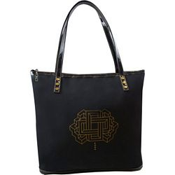 Insulated Shoulder Bag - Barbara (Black) (Koko)