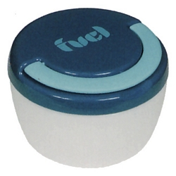 FUEL Glacier II Food Container 240 ml (Blue) (Trudeau 30401998)