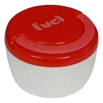 FUEL Glacier II Food Container 240 ml (Red) (Trudeau 30401998)