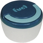 FUEL Glacier II Food Container with Handle 350 ml (Blue) (Trudeau 30501998)