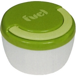 FUEL Glacier II Food Container with Handle 350 ml (Green) (Trudeau 30501998)