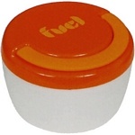 FUEL Glacier II Food Container with Handle 350 ml (Orange) (Trudeau 30501998)