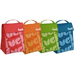 FUEL Triangular Lunch Bag (Orange) (Trudeau 32201998)