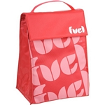 FUEL Triangular Lunch Bag (Red) (Trudeau 32201998)