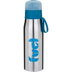 FUEL Stainless Steel Hydration Bottle 500 ml (Blue) (Trudeau 33101998)
