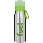 FUEL Stainless Steel Hydration Bottle 500 ml (Green) (Trudeau 33101998)