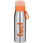FUEL Stainless Steel Hydration Bottle 500 ml (Orange) (Trudeau 33101998)