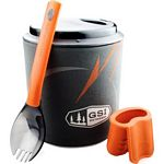 GSI Outdoors Halulite Minimalist Ultralight Backpacking Cookset (GSI 50139)