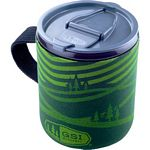 GSI Outdoors Infinity Backpacker Mug (Green) (GSI 75243)
