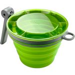 GSI Outdoors Collapsible FairShare Mug (Green) (GSI 79203)