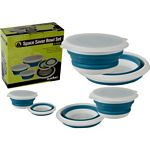 Summit Collapsible Bowl Set (Set of 3) (Summit 090/540)