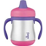 Thermos Foogo Phases Stainless Steel Sippy Cup - Pink (200 ml) (Thermos 011310)