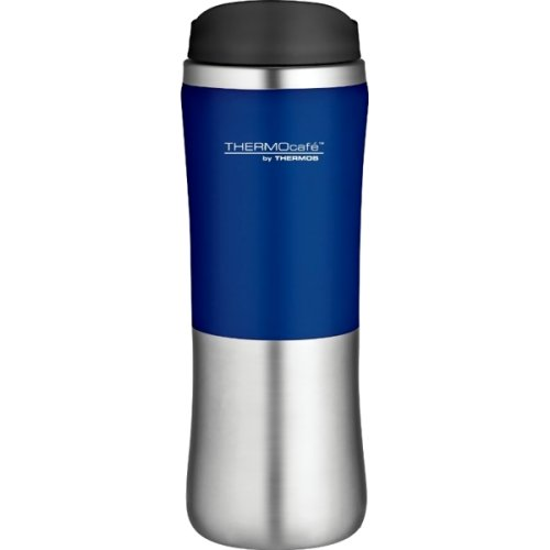 Thermos Thermocafe Stainless Steel Travel Tumbler - 300 ml (Blue) (Thermos 161438)