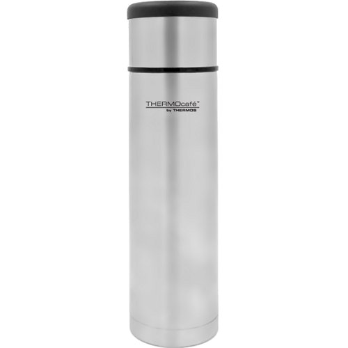 Thermos Thermocafe Flat Top Stainless Steel Flask - 1000 ml (Thermos 170668)