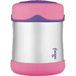 Thermos Foogo Stainless Steel Insulated Food Jar - Pink (290 ml) (Thermos 184694)