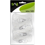Trail Guy Ropes with Runners (4 pack) (Trail OL0019)