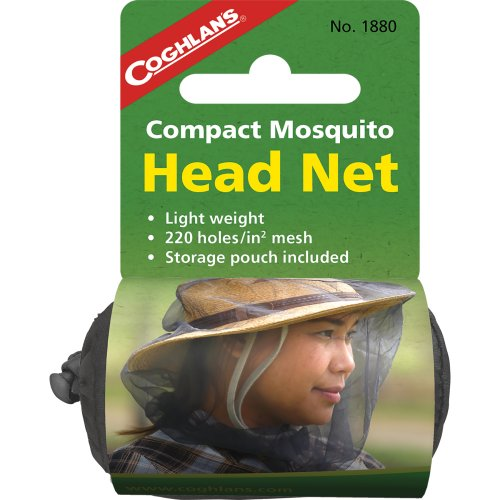 Coghlan's Compact Mosquito Head Net (Coghlan's 1880)