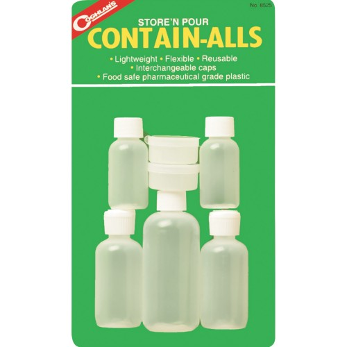 Coghlan's Contain-All Bottle Set (Coghlan's 8525)
