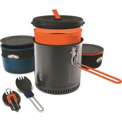 GSI Outdoors Pinnacle Dualist HS Cookset (GSI Outdoors 50258)