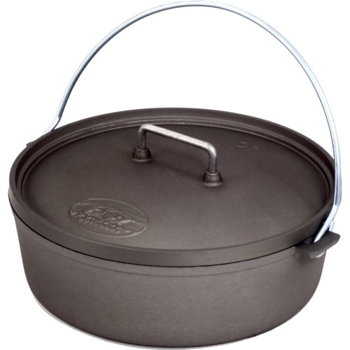 GSI Outdoors Hard Anodized Dutch Oven 25 cm (GSI Outdoors 50410)