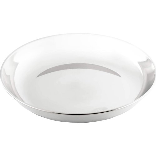 GSI Outdoors Glacier Stainless Deep Plate (GSI Outdoors 61524)