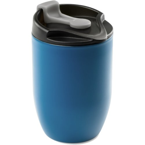 GSI Outdoors Glacier Stainless Doppio Commuter Mug - Blue (190 ml) (GSI Outdoors 65132)