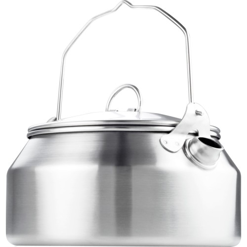 GSI Outdoors Glacier Stainless Steel Kettle (1000 ml) (GSI Outdoors 68162)