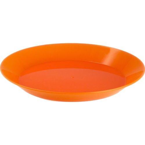 GSI Outdoors Cascadian Plate (Orange) (GSI Outdoors 77267)