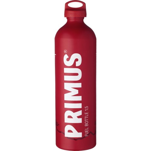 Primus Fuel Bottle 1500 ml (Red) with Safety Cap (Primus 737933)