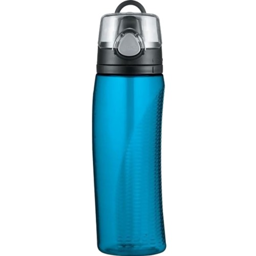 Thermos Intak Hydration Bottle with Meter - Teal (710 ml) (Thermos 011069)