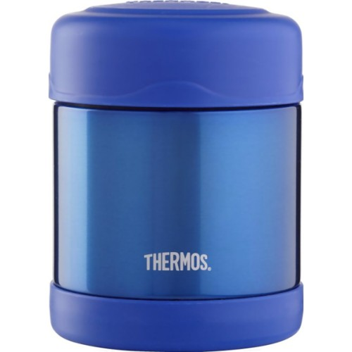 Thermos FUNtainer Stainless Steel Food Jar - Blue (290 ml) (Thermos 056902)