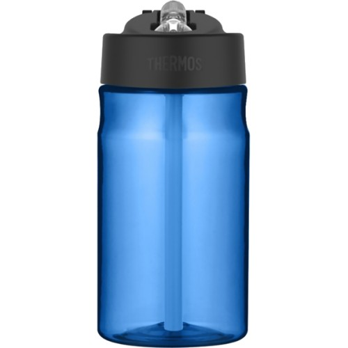 Thermos Intak Hydration Bottle with Straw - Blue (355 ml) (Thermos 101582)