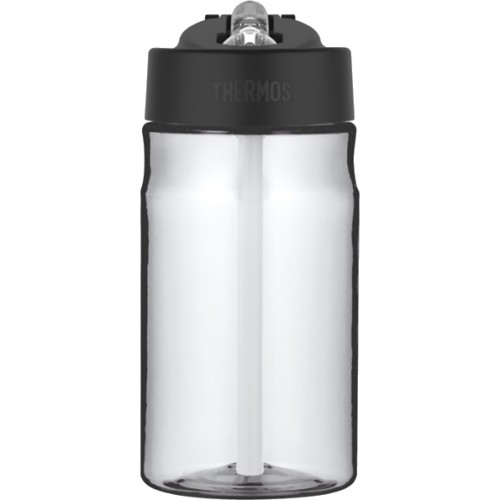 Thermos Intak Hydration Bottle with Straw - Clear (355 ml) (Thermos 101631)