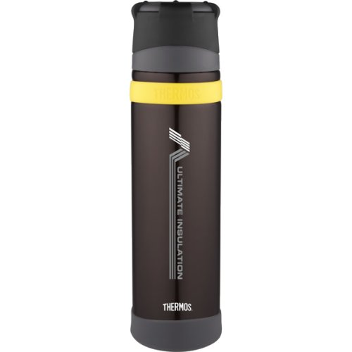 Thermos Ultimate MK II Vacuum Insulated Flask - 900 ml (Brown) (Thermos 104110)
