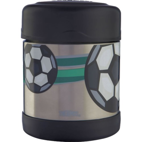 Thermos FUNtainer Food Jar - Football (290 ml) (Thermos 122710)