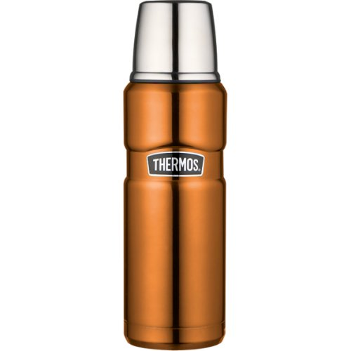 Thermos Stainless Steel King Flask - Copper (470 ml) (Thermos 170272)