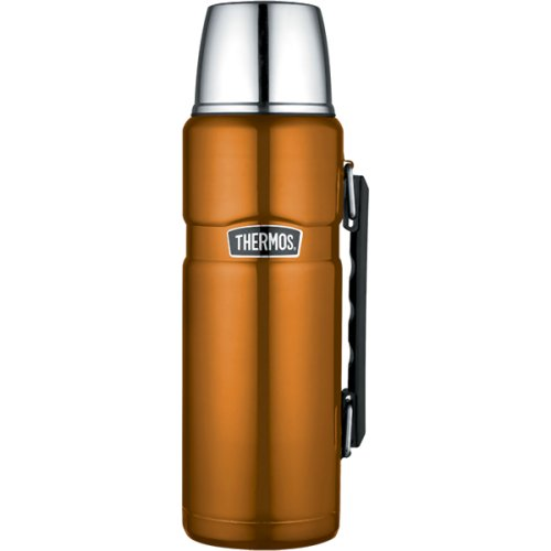 Thermos Stainless Steel King Flask - Copper (1200 ml) (Thermos 170287)