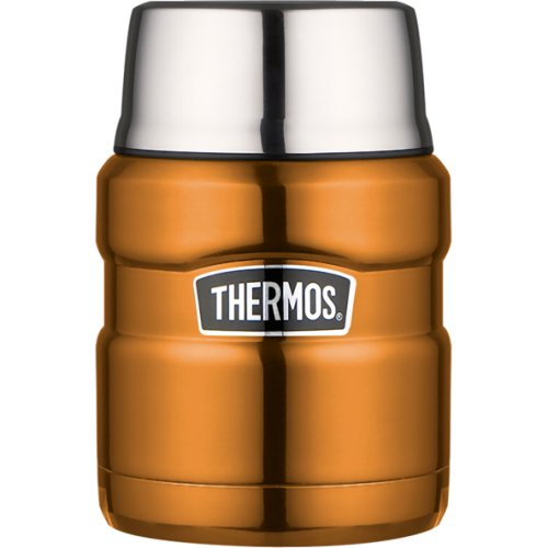 Thermos Stainless Steel Food Flask - Copper (470 ml) (Thermos 170331)