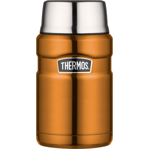 Thermos Stainless Steel Food Flask - Copper (710 ml) (Thermos 170354)