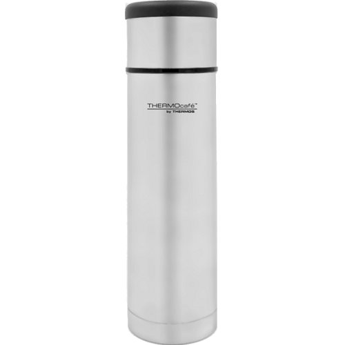 Thermos Thermocafe Flat Top Stainless Steel Flask - 500 ml (Thermos 170652)