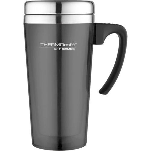 aff9e91b9a9 Thermos 170876 - Thermos Thermocafe Translucent Travel Mug - 420 ml ...