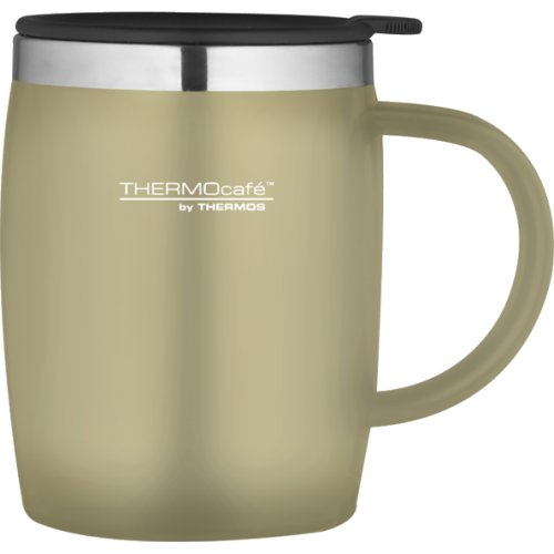 Thermos Thermocafe Soft Touch Desk Mug 450 Ml Chalk 170988